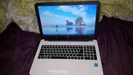 HP windows 10 laptop like new