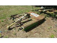Tractor belmac topper
