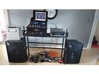 professional disco and karaoke system one of the best examples around that you will see for price