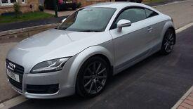 Stunning AUDI TT Diesel Coupe, Ex Cond, Full MOT, Service History, Rare Interior, Cheap To Run