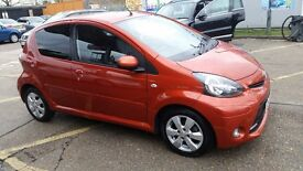 Toyota aygo low mileage (ROAD TAX IS FREE )t