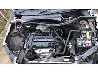 Corsa C Engine Parts