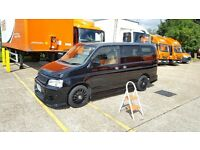 HONDA STEPWAGON RF3 8 SEATER WITH BODY KIT