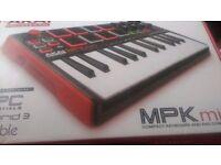 !NEW! AKAI MPK mini !Never used, just opened!