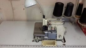 Industrial Sewing Machine Overlock Brother 3/4 Thread