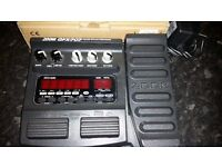 Zoom GFX-707 guitar effects processor pedal £18.50 ono SOLIHULL