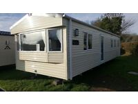 New static caravan for sale in South West Devon nr beach Paignton Torbay area . Pet friendly.