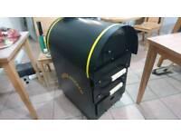 Commercial gas jacket potato oven
