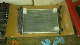 Saab 1995 2.0 radiator