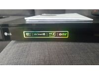 lg 3d smart blu-ray player