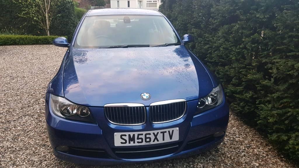 BMW 325d SE not 320 330