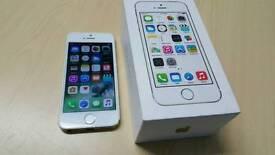 Iphone 5s unlocked boxed