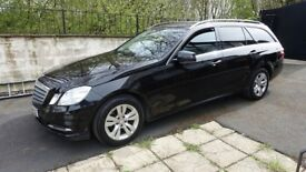Mercedes-Benz E Class 2.1 E220 TD CDI BlueEFFICIENCY SE 7G-Tronic Plus (s/s) 5dr