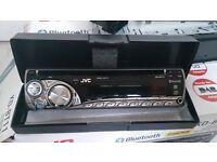 Bluetooth & Ipod ready Car DAB Radio