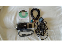 Panasonic HDC-SD60 FHD Camcorder Immaculate Condition