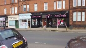 Modern refurbished retail shop in busy sought after location in Clarkston Road, Muirend, Glasgow