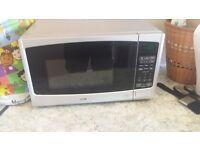 800w logik microwave