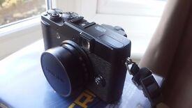 Fuji / Fujifilm X10 Digital Camera