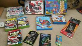 Bundle joblot carboot kid game games
