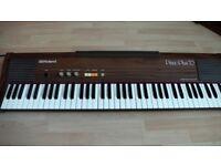 VINTAGE ROLAND PIANO PLUS 70 ELECTRIC HP PIANO HARPSICHORD