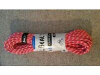 Beal Iceline 60m climbing rope, new