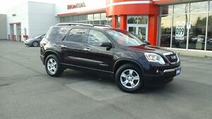 2008 GMC Acadia SLE| JUST REDUCED FROM $11988| LOCAL TRADE IN| V