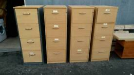 Filleing cabinets wood