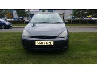 Ford Focus 1.6 Petrol Automatic