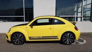 2014 Volkswagen Beetle 2.0T 200ch, NAV, édition spéciale rare