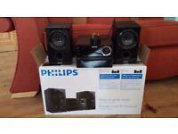 Philips BTM1360 microsystem