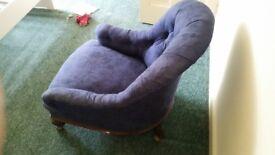 Victorian Armchair/Nursing Chair