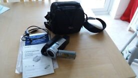 Sony Handycam camcorder 60GB Hard Disc Drive £100