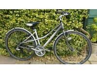 Ladies hybrid bike, Dawes,