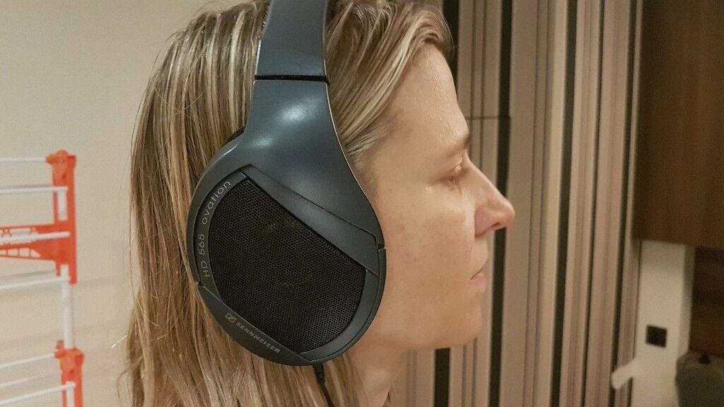Sennheiser HD565 Ovation Audiophile Headphones