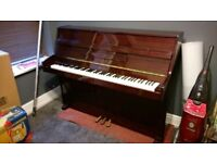 Weber Modern Upright Piano, 88 keys, 3 pedals