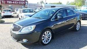 2015 Buick Verano Leather Group, Power sunroof, Factory Remote S
