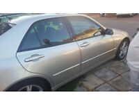 Lexus is200 automatic petrol.in excellent condition