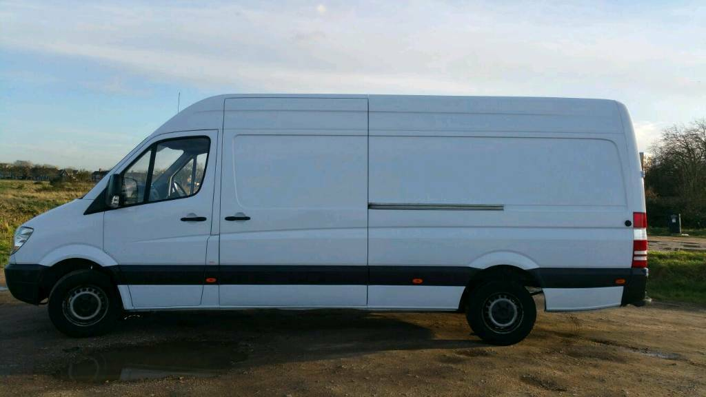 mercedes sprinter van 313 2 2 cdi diesel lwb in barking london gumtree. Black Bedroom Furniture Sets. Home Design Ideas