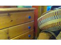 LOVELY SET OF PINE DRAWERS