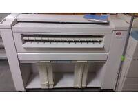Xerox 3030 Engineering Copier (incl. paper roll)