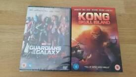 Sealed dvds