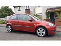 Ford Fiesta Freedom 2006 (56) 3 door hatchback.