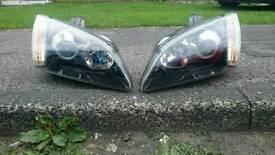 Ford focus xenon headlights