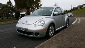 VW Beetle 2.3 V5 Sport Special Edition 2003 (53) Rare .