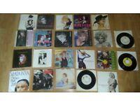 27 x madonna vinyl collection LP/12 inch/7 inch / picture discs