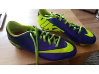 Nike boots size 5.5