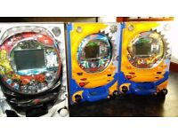 Pachinko Bulk Buy, 7 Pachinko including Star Wars, X Files, Thunderbirds, Robocop, Balls and Trays