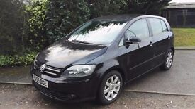 Volkswagen Golf Plus 2.0 GT Auto, Full Service History, Excellent Condition, September 2017 MOT