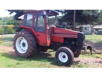 volvo Bm valmet tractor