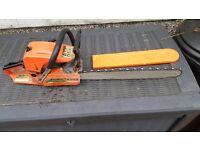 hornet chainsaw